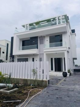 Luxury Contemporary 5 Bedroom Detached Duplex + 2 Bq with an Amazing Ocean View, Osapa, Lekki, Lagos, Detached Duplex for Sale