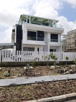 5 Bedroom House with Bq, Pinnock Beach Estate, Osapa, Lekki, Lagos, Detached Duplex for Sale