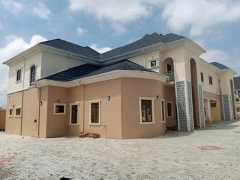 Super Luxury 5 Bedroom Twin Duplex, Asokoro District, Abuja, Semi-detached Duplex for Rent