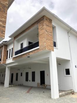 4 Bedroom Terraced Duplex with Modern Finishing, Orchid Road, Lekki Phase 1, Lekki, Lagos, Terraced Duplex for Sale