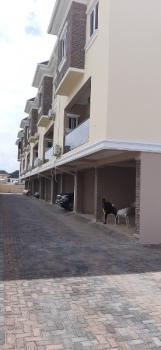 Luxury 4 Bedroom Terraced Duplex, Oral Estate, Lafiaji, Lekki, Lagos, Terraced Duplex for Sale