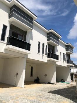 Newly Built 4 Bedroom Terraced Duplex with Bq, Ikota Villa Estate, Lekki, Lagos, Terraced Duplex for Sale