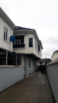 Self Serviced Spacious 4 Bedroom Semi Detached Duplex, Osapa, Lekki, Lagos, Semi-detached Duplex for Rent