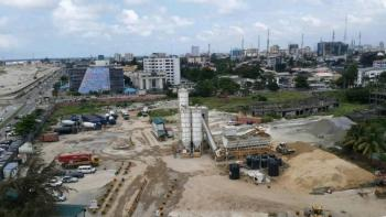 Expanse of Land Measuring 20,000sqm & 16,570sqm Totaling 36,570sqm, Ahmadu Bello Way, Victoria Island Extension, Victoria Island (vi), Lagos, Mixed-use Land for Sale