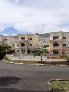 New Constructed 4-bedroom Detached Duplex with a Room Bq, Asokoro District, Abuja, Detached Duplex for Rent