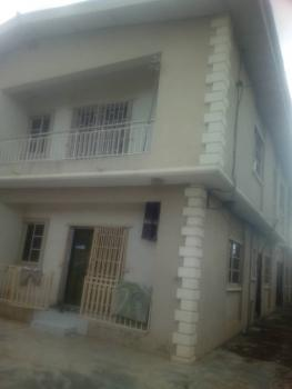 4 Units of 3 Bedroom Flats on Full Plot of Land with Spacious Rooms, Along Idumu/ Ikotun Road, Ijegun, Ikotun, Lagos, Block of Flats for Sale