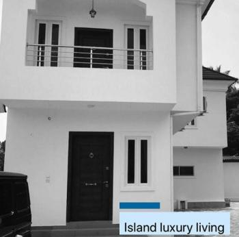Luxuriously Finished Fully Fitted and Well Built Brand New Detached  Duplex, Glover, Old Ikoyi, Ikoyi, Lagos, Detached Duplex for Sale