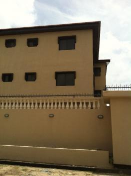 Three Bedroom Flat with Bq., Igbo Efon, Lekki, Lagos, Flat for Rent