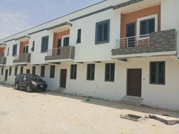 3 Bedroom Terrace Duplex with Bq, Chevron Area Before 2nd Toll Gate, Lekki Phase 2, Lekki, Lagos, Terraced Duplex for Sale