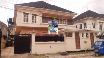 Luxury 5 Bedroom Fully Detached Duplex Plus Bq, London, Osapa, Lekki, Lagos, Detached Duplex for Rent