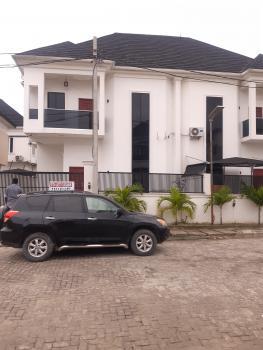 Luxury 4bedroom Semi Detached Duplex Plus Bq Partly Furnished, Osapa London Off Shoprite Road, Osapa, Lekki, Lagos, Semi-detached Duplex for Rent