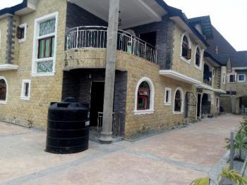 4 Bedroom Duplex with Bq, Ocean Palm Estate, Sangotedo, Ajah, Lagos, Semi-detached Duplex for Rent