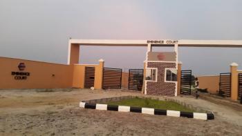 Eminence Court Buy Build, Close Beechwood Estate 20minutes Away From Ajah, Bogije, Ibeju Lekki, Lagos, Residential Land for Sale