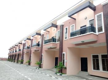 Brand New 4 Bedroom Terraced Duplex, Chevron Alternative, Lekki, Lagos, Terraced Duplex for Sale