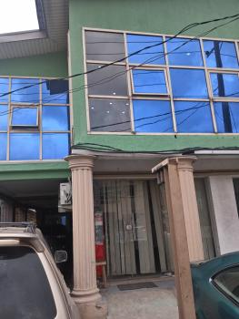 Nice 3 Bedroom Flat Office Space, Surulere, Lagos, Flat for Rent