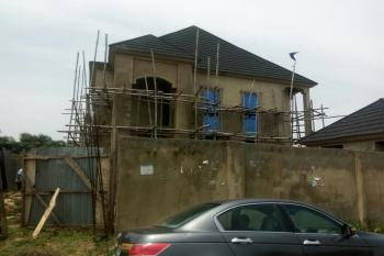 85% Completion 5 Bedroom Detached Duplex with Attached 2 Nos Flats, Igbo Agbowa Ibeshe Rd Ebute, Ebute, Ikorodu, Lagos, Detached Duplex for Sale