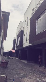 4 Bedroom Terrace Duplex on 3 Floor with Bq in an Estate, Adeniyi Jones, Ikeja, Lagos, Terraced Duplex for Sale