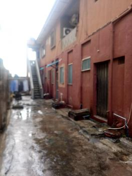 a Fairly Used and Spacious Newly Renovated 2 Bedroom Flat, Oyadiran Estate, Sabo, Yaba, Lagos, Flat for Rent