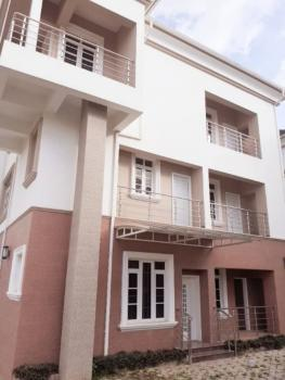 Super Luxury 4-bedroom Terraced Duplex with a Room Bq, Wuse 2, Abuja, Terraced Duplex for Rent