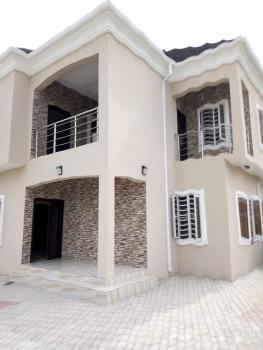 Spacious Brand New 4 Bedroom Duplex with Bq, Within a Very Secured Estate, Sangotedo, Ajah, Lagos, Detached Duplex for Rent