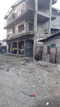 Block of Old Dilapidated Flats ( 2 Story Building ), Ihenasho, Ajegunle, Apapa, Lagos, Block of Flats for Sale