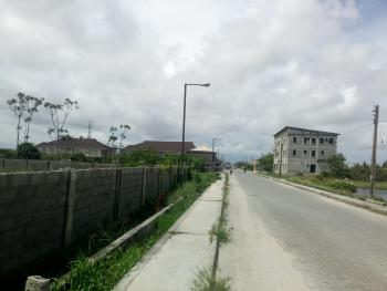 Dry 4 Plots of Corner Piece Land Fenced, Mobil Road, Ilaje, Ajah, Lagos, Mixed-use Land for Sale
