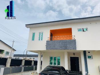 Well Finished 3bedrooms with 1room Bq Semi Detached Duplex in a Nice Estate, Ikate, Nicon Town, Lekki, Lagos, House for Rent