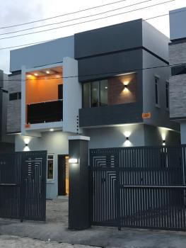2 Units of Brand New 4 Bedroom Luxury Detached Duplex with Boys Quarters, Lekki Palm City Estate, Ado, Ajah, Lagos, Detached Duplex for Sale