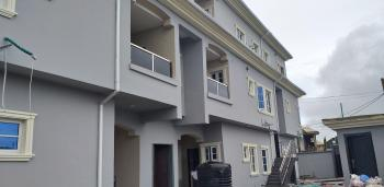 Brand New 2 Bedrooms Flat Up and Ground Floors, in a Secured Estate with Tarred Road Around Blenco, Ajah, Lagos, Flat for Rent
