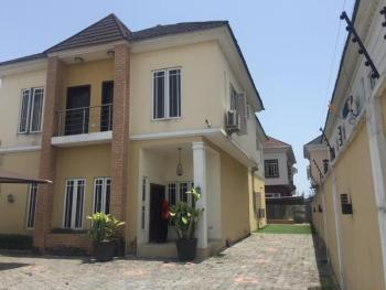 4 Bedroom Fully Detached Duplex with Bq, Agungi, Lekki, Lagos, Detached Duplex for Rent