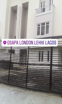 4 Bedroom Duplex, Osapa, Lekki, Lagos, Terraced Duplex for Sale