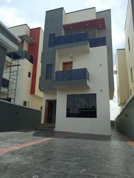 5 Bedroom Duplex with Bq, Chevron G.r.a, Lekki Phase 2, Lekki, Lagos, Detached Duplex for Sale