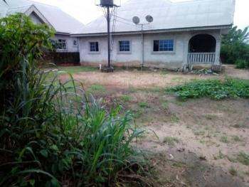 Four (4) Bedroom Bungalow, Okpaivie, Along Oleh-ozoro Road, Oleh, Isoko South, Delta, Detached Bungalow for Sale