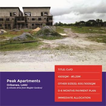 Land for Sale in Awoyaya, Oribanwa, Ibeju Lekki, Lagos, Residential Land for Sale