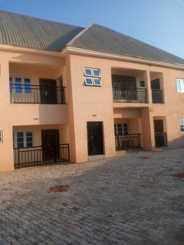 Newly Built Block of 3 Bedroom Flat, Arab Road Behind The Bridge Kubwa, Kubwa, Abuja, Mini Flat for Rent