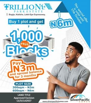 Affordable Luxury a Place That Welcomes You Home, Bogije, Alatise, Ibeju Lekki, Lagos, Residential Land for Sale
