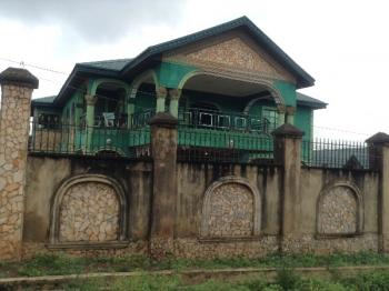 Luxury Duplex , 6rooms and Bq of 2 Rooms and Palours on 2 Plots of Land., Block 3 , King Solomon Street , Wakajaye, Egbeda, Oyo, Terraced Duplex for Sale