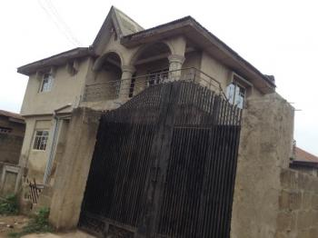 a Story Building of 2 Flats , 3 Bedroom Flat Each with Good Facilities, Aba Egba , Olunloyo, Egbeda, Oyo, Terraced Bungalow for Sale