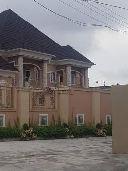 Newly Built 2 Wings 4 Bedroom Duplex Each, Jalupo Crescent, Adeniran Ogunsanya, Surulere, Lagos, Semi-detached Duplex for Sale