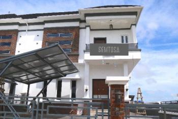 Elegant Semi-detached Four (4) Bedroom Duplex, Lekki County (megamound), Ikota Villa Estate, Lekki, Lagos, Semi-detached Duplex for Sale