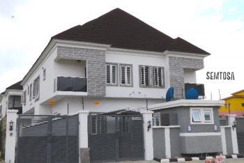 Immaculate Detached Five (5) Bedroom Duplex., Oral Estate, Lekki Phase 2, Lekki, Lagos, Semi-detached Duplex for Sale