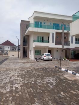 Newly Built and Well Finished 2 Bedroom Serviced Apartment with Fitted Kitchen,etc., Chevron Alternative, Chevy View Estate, Lekki, Lagos, Flat for Rent