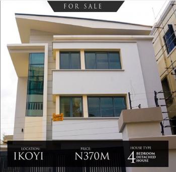 Luxury 4 Bedroom Fully Detached Home, Ikoyi, Lagos, Detached Duplex for Sale