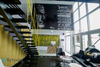 Fully Serviced Workstation in a Vibrant Co Working Space, Central Business District, Abuja, Office Space for Rent
