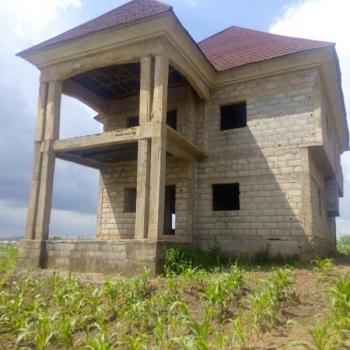 Duplex (carcass) with Bq Space for Sale in Abuja, Mbora, Abuja, Detached Duplex for Sale