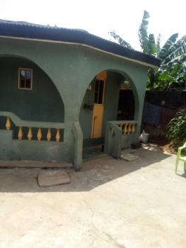 Clean 2 Bedroom Flat and a Mini Flat on Half Plot of Land, Alaja Road Ayobo, Ipaja, Lagos, Flat for Sale