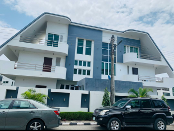 Luxury  4 Bedroom Semi Detached Duplex, Richmond Gate Estate, Ikate Elegushi, Lekki, Lagos, Semi-detached Duplex for Sale