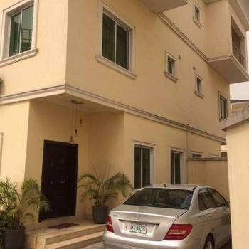 Newly Built Luxury 5 Bedroom Fully Finished and Fully Serviced Detached Duplex + Bq with Air Conditioning , Fully Fitted Kitchen, Mojisola Onikoyi Estate, Ikoyi, Lagos, Detached Duplex for Sale