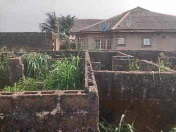 Nice Foundation of 8 Nos of Mini Flat, Victory Estate Itele Close to Ayobo, Ipaja, Lagos, Mini Flat for Sale