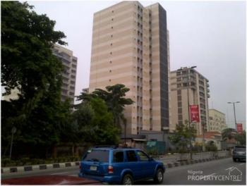 Luxury Serviced 3 Bedroom Apartment (iconic Building), Admiralty Towers, Gerrard, Old Ikoyi, Ikoyi, Lagos, Flat for Rent